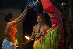 Cheriya Bhagavathy Theyyam Nandakumar Photography