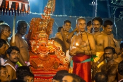 Daivathar  Theyyam at Andaloor Kavu Nandakumar Photography