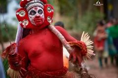 Kaitha Chamundi Theyyam Nandakumar Photography