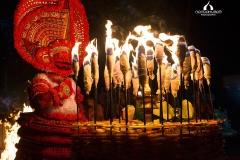 Kathivanoor Veeran Theyyam Nandakumar Photography