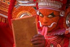 Paraaliyamma Theyyam Nandakumar Photography