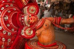 Puliyoor Kali Theyyam Nandakumar Photography