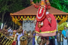 khandakarnan Vellattam Theyyam Nandakumar Photography