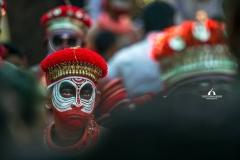 kuttichathan Theyyam Nandakumar Photography