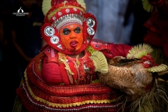 Thee Chamund Theyyam (Nandakumar Photography)