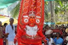 bairavan_theyyam