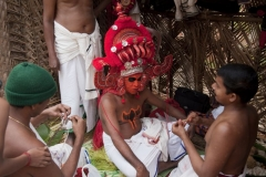 Theyyam Photos - Ms.Rhea from Australia