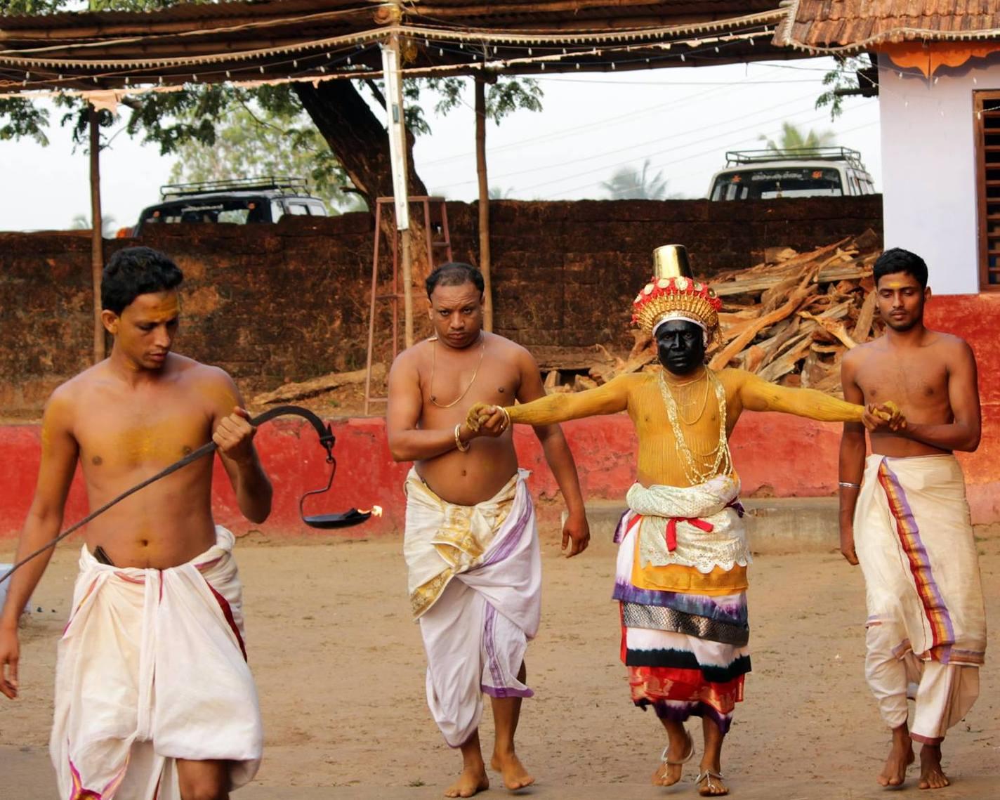 aali_theyyam