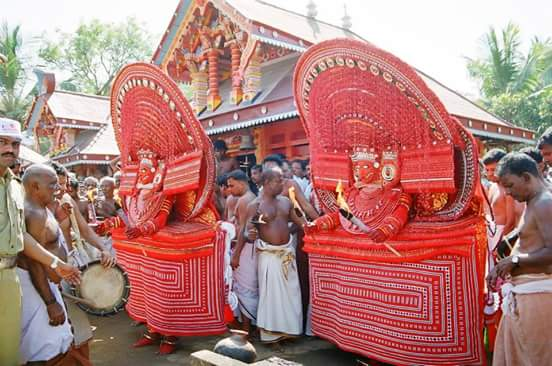 Theyyam Tour Packages