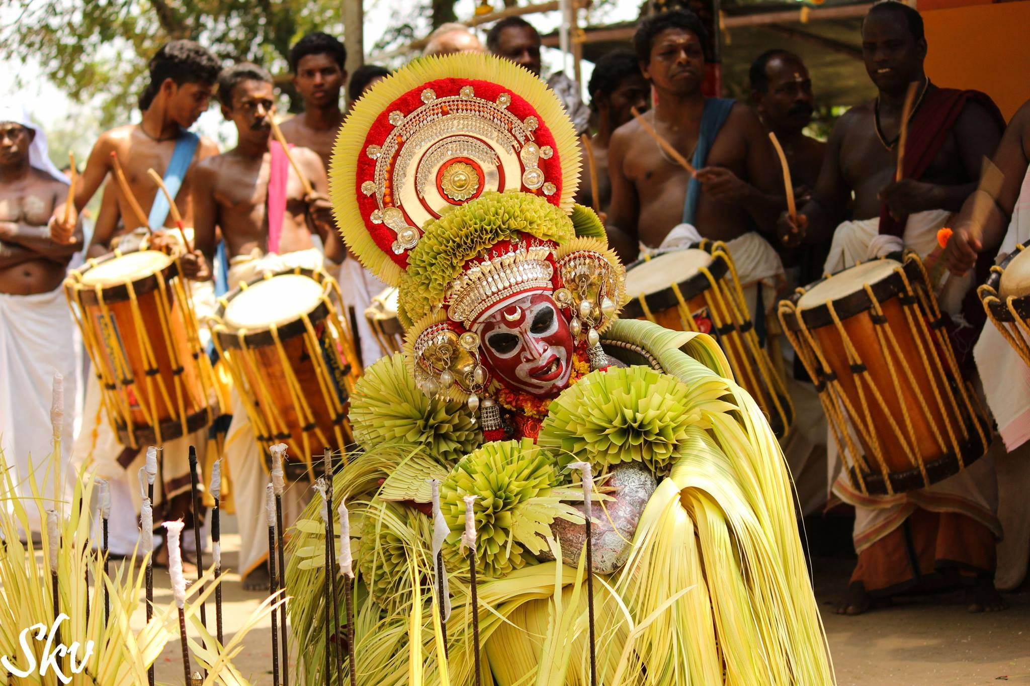 karimchamundi, mambalam kanam minnadan tharavad