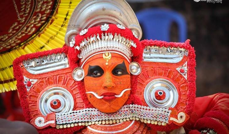 128_athyunnath bhagavathy theyyam