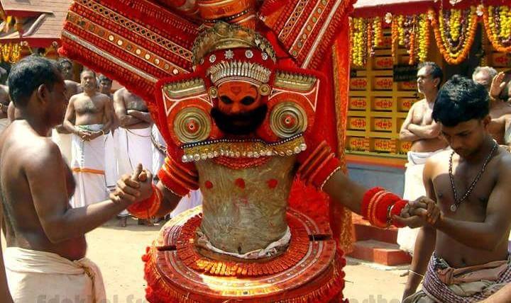 asuralan theyyam