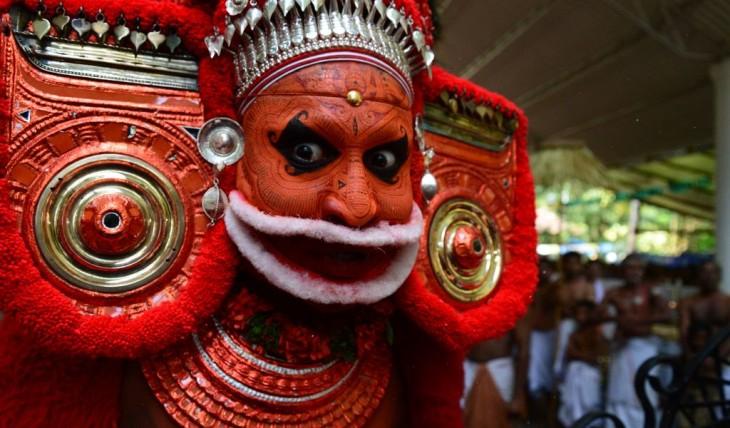 baali Theyyam