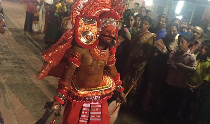Paalanthayi Kannan Theyyam (പാലന്തായി കണ്ണൻ തെയ്യം)