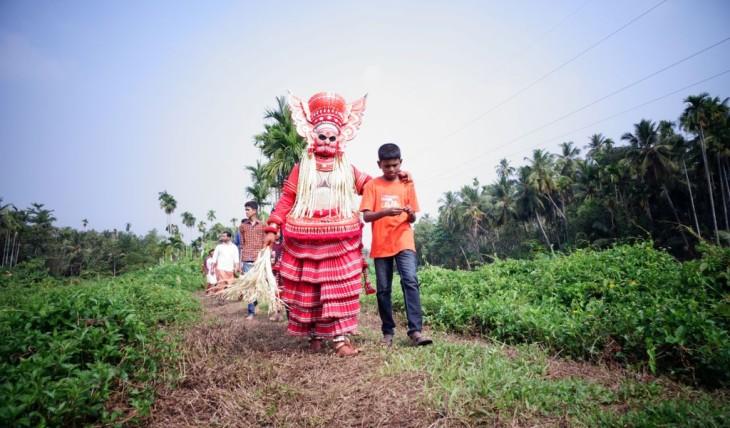 Bappooran Theyyam