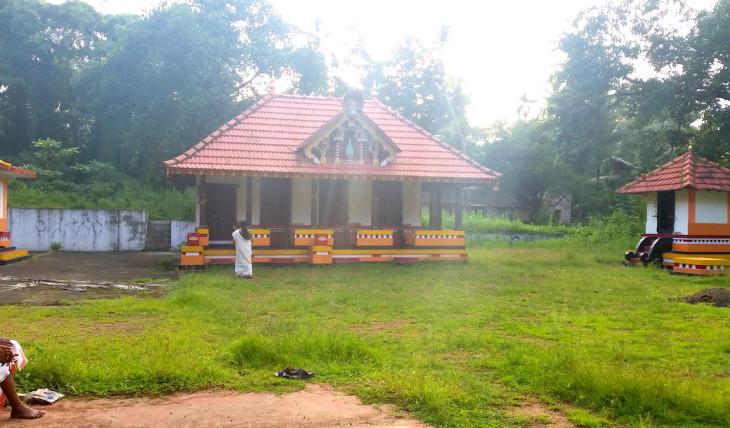 Chala Kalarivattam Temple