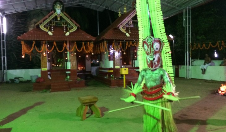 azhikode moonnunirath pacha tharavad vayanattu kulavan temple