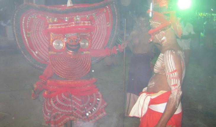 Ambettu or Embettu Theyyam