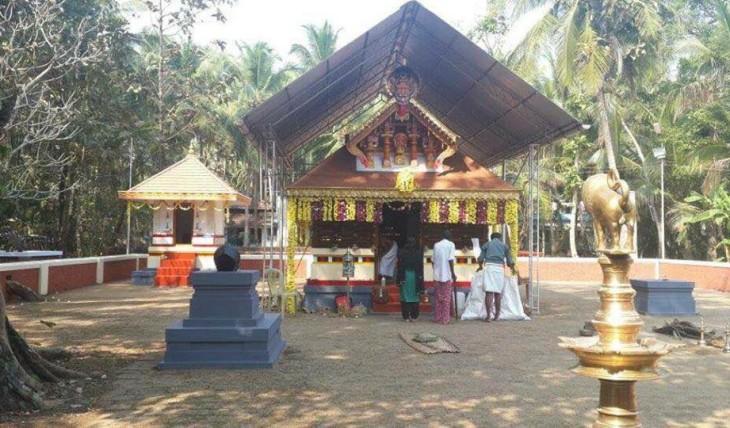 naniyil puthiya bhagavathy kavu