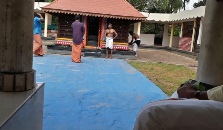 paravanthatta udayapuram temple