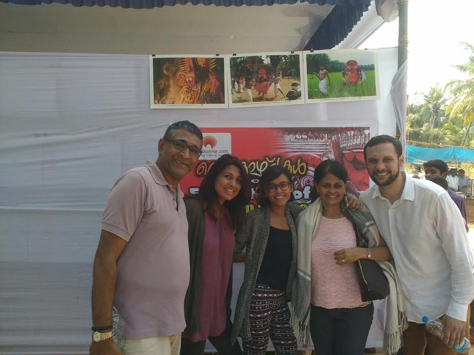 Sasha & Family from Mumbai