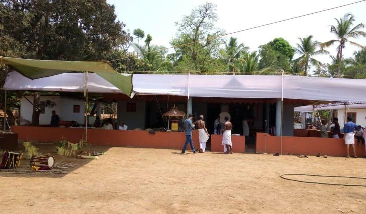 Annur valiyaveedu panayakkattu bhagavathy kshethram