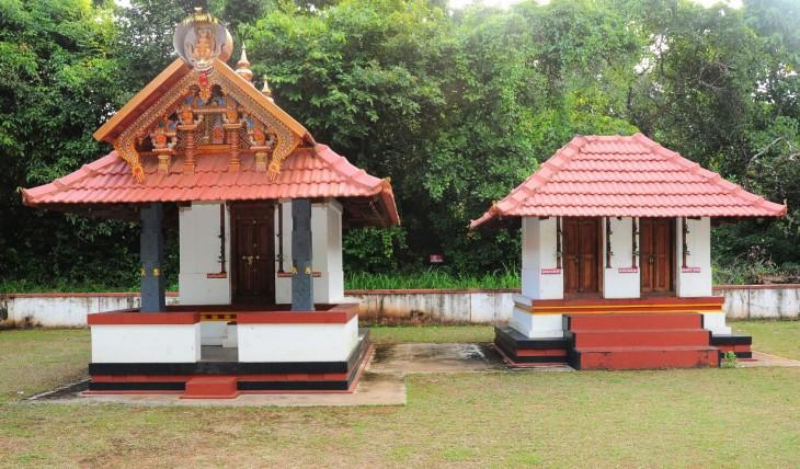 Narathu viswakarma urppazhassi kshethram