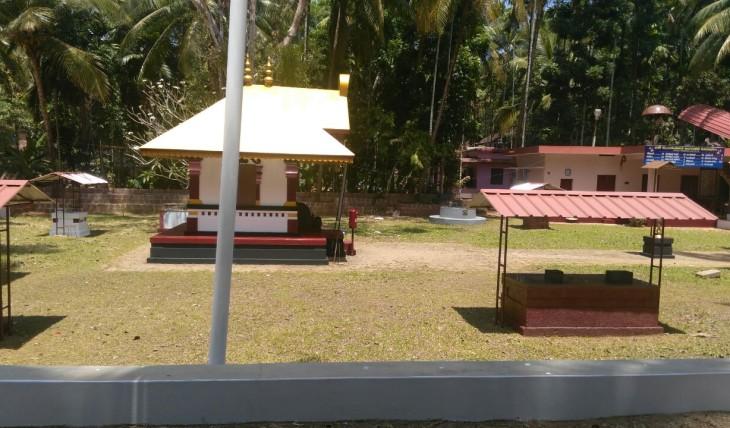 Palayi sree Porkkali Bhagavathy kshethram (1)