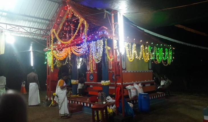 Kallanchira Pathikkal Achimelolamma Devasthanam